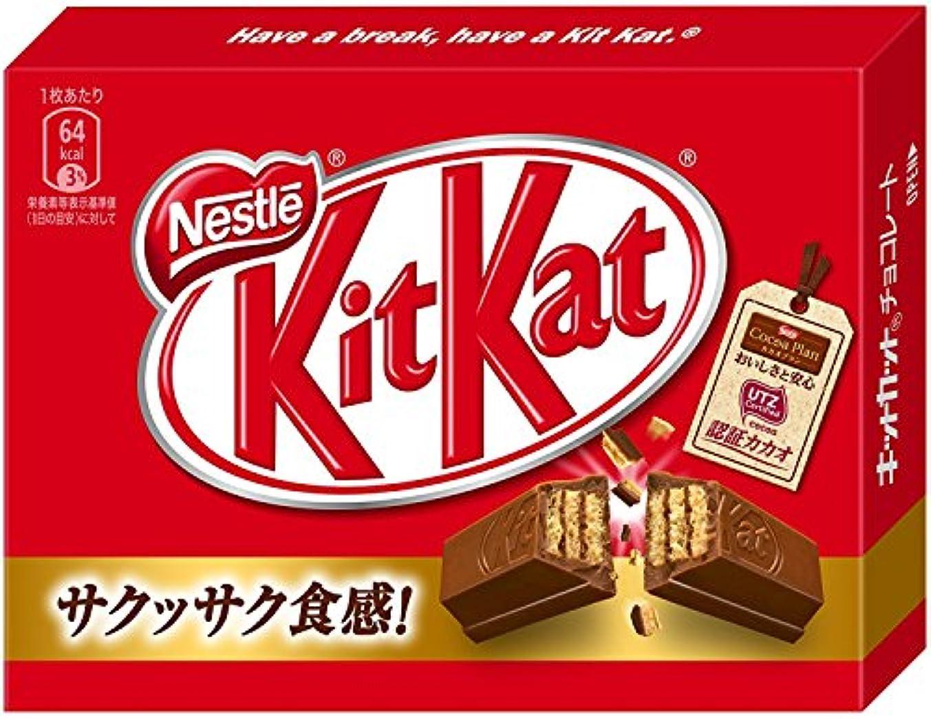 インサート元気狐ネスレ日本 キットカットミニ 3枚×5個セット