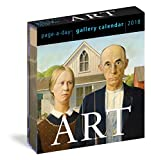 Art Gallery 2018 Calendar