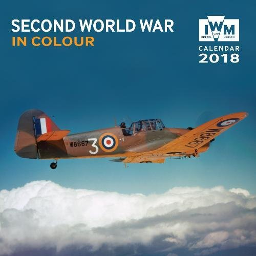 Imperial War Museum - Second World War Wall Calendar 2018 (A 発売日