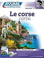 Le Corse Superpack USB: Niveau A1-B2 Methode d'apprentissage de corse
