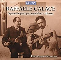 Calace: Mandolin & Guitar