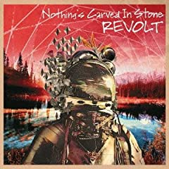 Nothing's Carved In Stone「村雨の中で」のCDジャケット