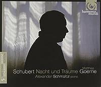 Schubert Edition Vol.5 by Matthias Goerne (2011-01-11)