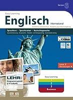 Strokes Easy Learning Englisch 1+2+3+Business: Sprachlernsoftware mit 400 Lektionen