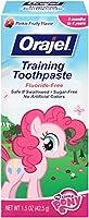 Orajel Toddler My Little Pony Training Toothpaste 45 ml by Oragel