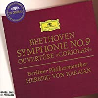 Beethoven: Symphony No. 9 / Coriolan Overture (1996-01-23)