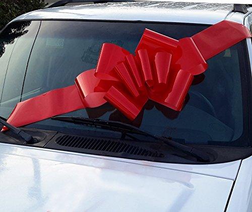 23 Red Car Bow【クリスマス】【オーナメント】 ...