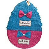 Little Miss Little Man Easter Egg Pinata