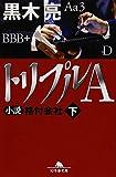 トリプルA  小説 格付会社 下 (幻冬舎文庫)