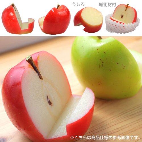 各種 スマートフォン 対応 食品サンプル スマホ スタンド / リンゴ
