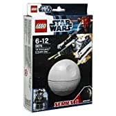 レゴ (LEGO) スター・ウォーズ タイ・インターセプターとデス・スター 9676