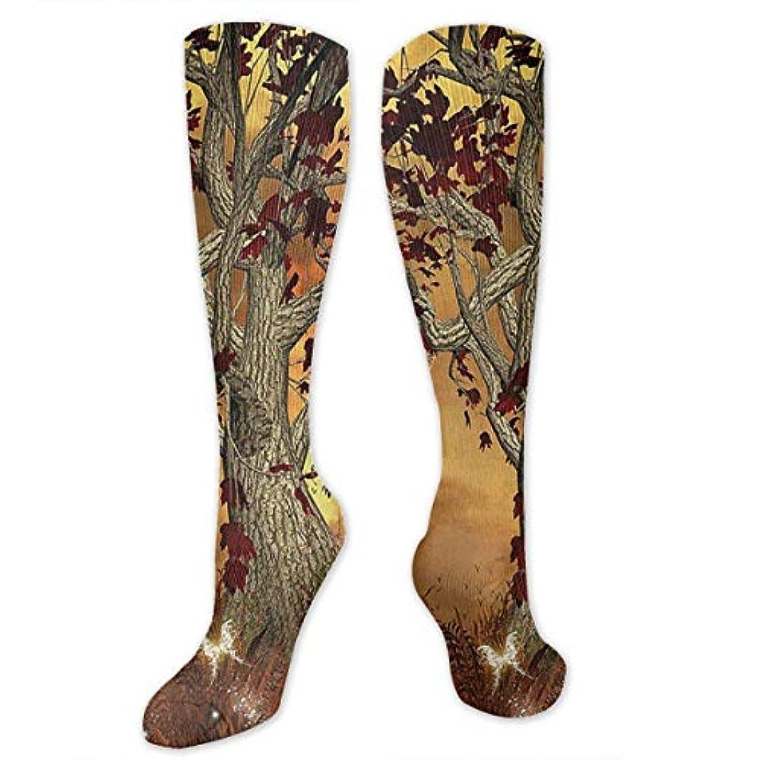 あなたはレンダーストレージ靴下,ストッキング,野生のジョーカー,実際,秋の本質,冬必須,サマーウェア&RBXAA Women's Winter Cotton Long Tube Socks Knee High Graduated Compression...