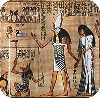 4コースターのセットBackingエジプトのコルクアート