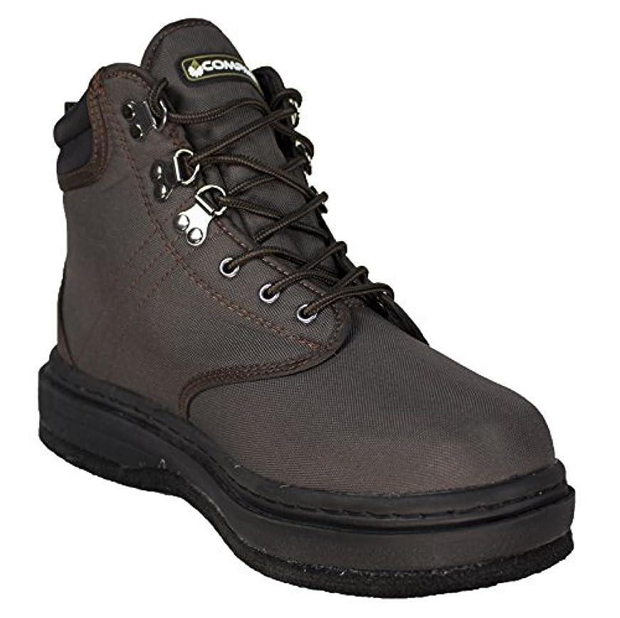 傾いたシンプトン別々にコンパス360レディース/ Youth Stillwater II Felt Sole Wading Shoe