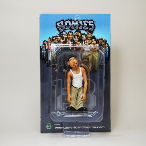 【Homies】ホーミーズ【American Diorama 1:18 Homies - Chango】アメリカンジオラマ/フィギュア/模型/1:18/チャンゴ/10P13oct13_b