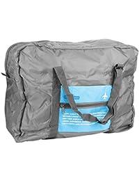 トラベルバッグ ボストンバッグ Abestbox® 旅行 折り畳み バッグ 軽量 大容量 旅行バッグ トラベル スーツケースの持ち手に通せる 予備バッグ