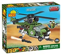 Cobiスモールarmyvulcan Helicopter , 150ピースセット