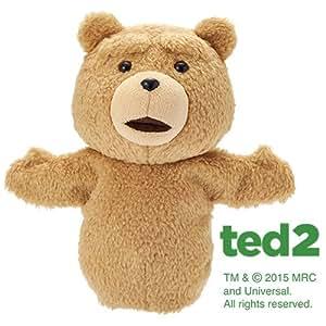 ted2 (テッド2) ぬいぐるみ ハンドパペット テッド全長約24cm