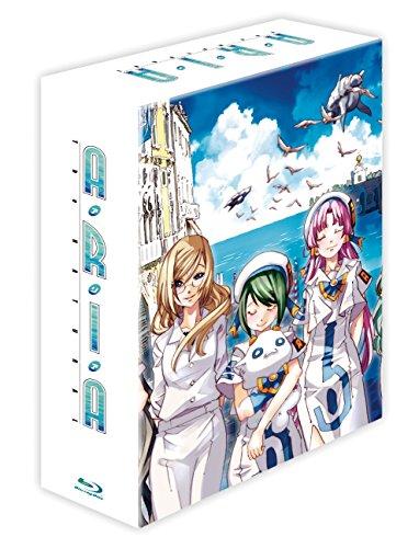 ARIA The NATURAL Blu-ray BOXの詳細を見る