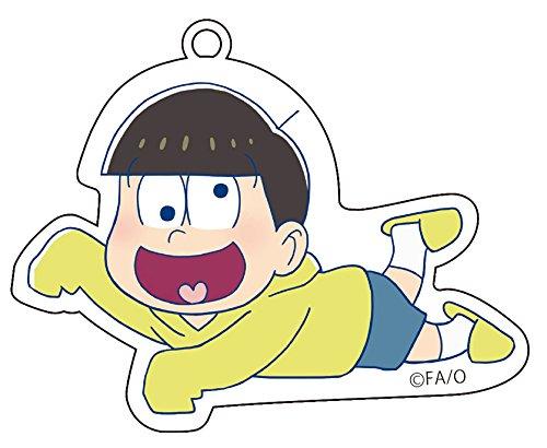 TVアニメ おそ松さん ごろりんアクリルキーホルダー 十四松
