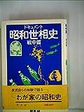 ドキュメント昭和世相史〈戦中篇〉 (1975年)