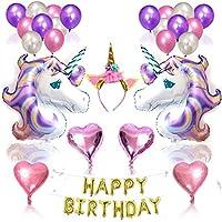 誕生日 ラテックス バルーン 風船 HAPPBIRTHDAY パーティーバルーン ハッピーバースデー バルーン ポンプ リボン ハート型 ハンギングゴールデンバースデー飾り付け size 1 (金色)
