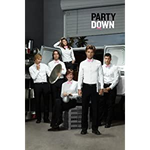 Party Down: Season 2 [DVD] [Import]