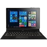 """Jumper EZpad 7 タブレット 2in1 10.1 """"FHD IPSスクリーンタブレットインテル Cherry Trail X5-Z8350 4GB DDR3 64GB eMMC Windows10 ノートパソコンPc (キーボードで)"""