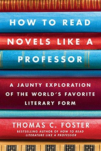 amazon co jp how to read novels like a professor a jaunty