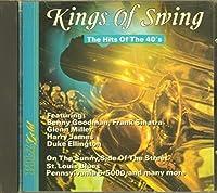 Benny Goodman, Glenn Miller, Frank Sinatra, Harry James..