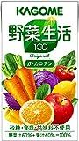 カゴメ 野菜生活100 オリジナル 125ml×24本
