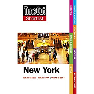Shortlist New York 10th edition (Time Out Shortlist New York)