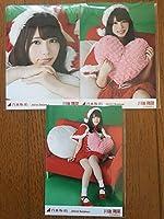 乃木坂46 Christmas 2014 生写真 川後陽菜 コンプ