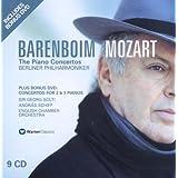 モーツァルト:ピアノ協奏曲全集 (Barenboim Mozart)