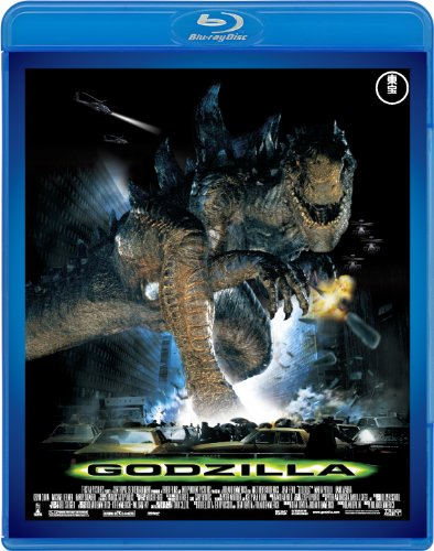 【Amazon.co.jp限定】GODZILLA(1998) <東宝Blu-ray名作セレクション>(スチール写真使用 オリジナルミニポスター(全4種中ランダム1種1枚)&「ゴジラ キング・オブ・モンスターズ」特製ロゴステッカー)付