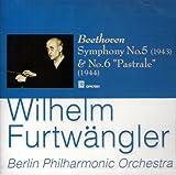交響曲第5番『運命』、第6番『田園』 フルトヴェングラー&ベルリン・フィル(1943, 44)