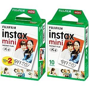 FUJIFILM インスタントカメラ チェキ用フィルム 30枚セット INSTAX MINI JP