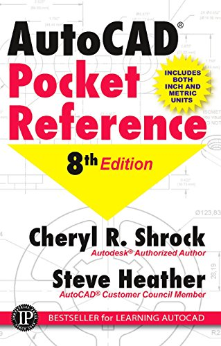 Download Autocad Pocket Reference: For Autocad Versions 2018 and 2019 0831136278