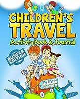 Children's Travel Activity Book & Journal: My Trip to Fuerteventura