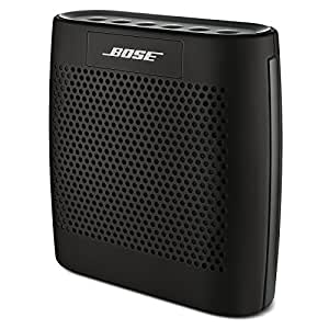Bose Bluetoothスピーカー SoundLink Color ポータブル/ワイヤレス対応 ブラック SLink Color BLK【国内正規品】