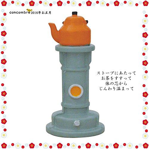 【クリスマス】 デコレ 古いストーブ ZSG−26561...