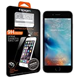 【Spigen】 iPhone6s Plus ガラス フィルム / iPhone6 Plus ガラス フィルム GLAS.tR SLIM [ 液晶保護 9H硬度 Rラウンド 加工 ] アイフォン6s プラス / 6 プラス 用 () SGP11634