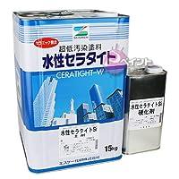 エスケー化研 水性セラタイトSi 淡彩色 15.75kg SR-407
