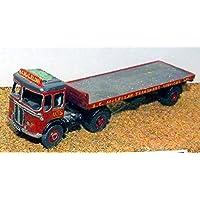 LangleyモデルLeylandビーバーFlatbed Lorry 1949 – 70のNスケール未塗装キットe20