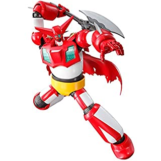 スーパーロボット超合金 ゲッターロボ ゲッター1 約140mm ABS&PVC&ダイキャスト製 塗装済み可動フィギュア