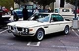 BMW 3.0 CS/3.3 CSi - Owner handbook (English Edition)