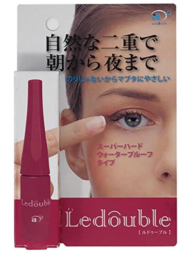 楕円形戦闘限定Ledouble [ルドゥーブル] 二重まぶた化粧品 (4mL) 限定200%増量