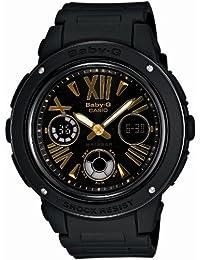 [カシオ] 腕時計 ベビージー BGA-153-1BJF ブラック