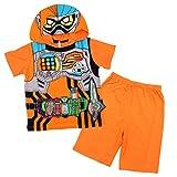 仮面ライダーエグゼイド 変身半袖パジャマ 上下セット ダブルアクションゲーマー レベルXX R[2369314] 100cm オレンジ