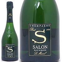 [2004] サロン ブラン ド ブラン ブリュット 並行品 750ml 白【シャンパン コク辛口】((VASO06A4))